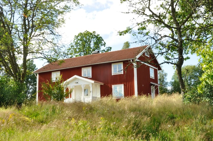 Beautifully renovated Swedish Farmhouse