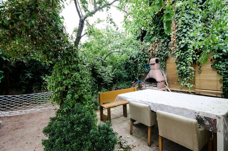 Mulberry | Nature House in The Center of Istanbul