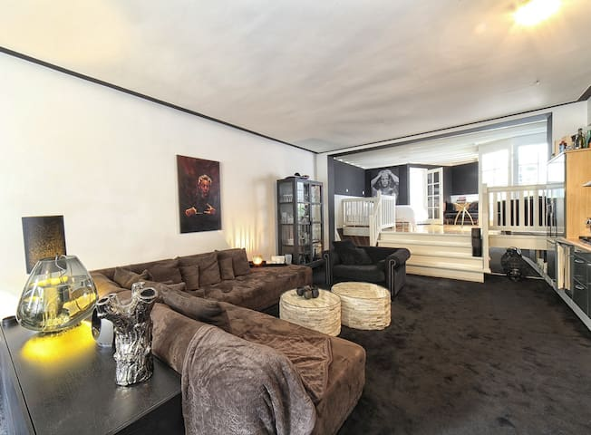 Stylish and Warm - Superb Location - Ámsterdam - Loft