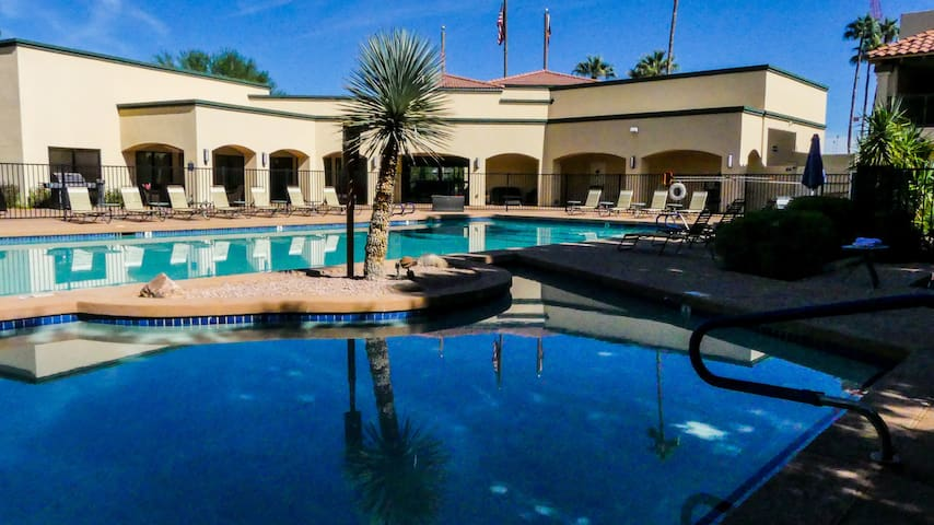 Condo in Scottsdale-Talking Stick/Old Town
