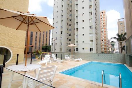 Cozy apartment in Belo Horizonte - Belo Horizonte - Apartamento