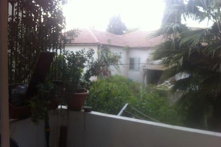 Beautiful place in Haifa - Haifa - Lejlighed