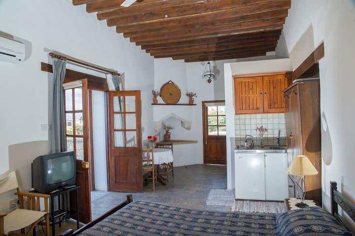 Sappho Manor - Studio with terrace