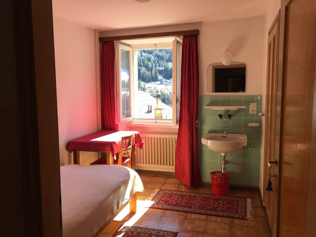 Willkommen in der Casa Arcobaleno Zi 9 - Airolo - Casa