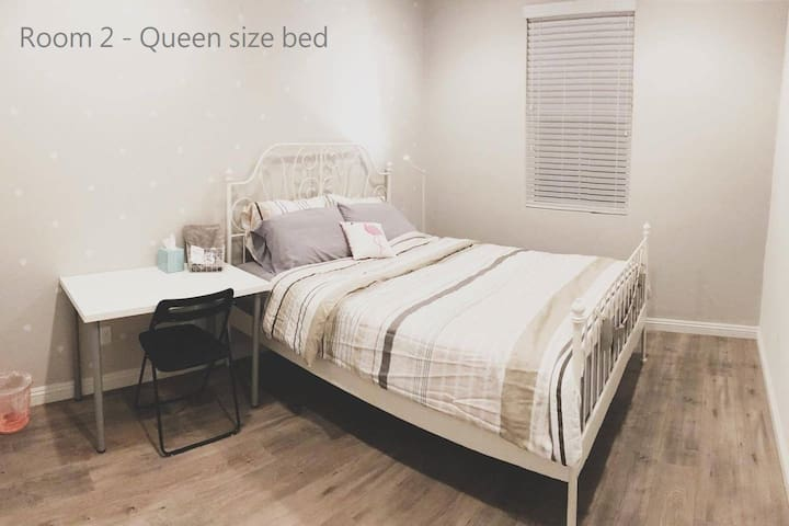 Private guest room near ONT, gated community