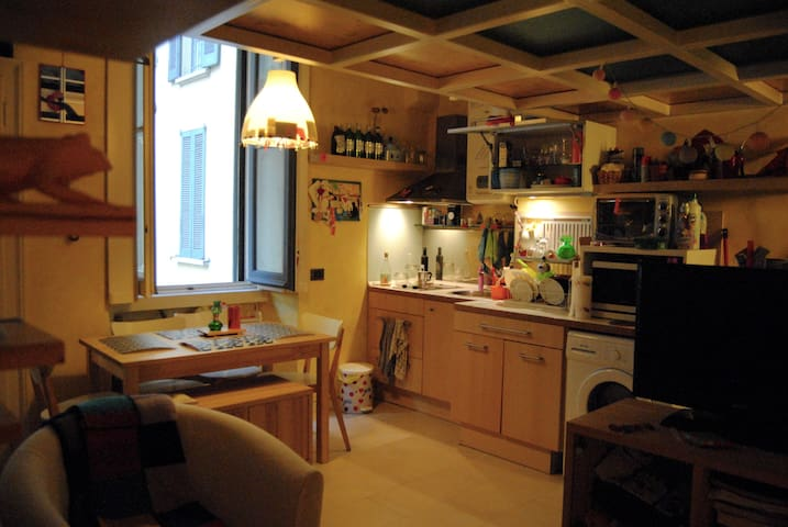 Studio apartment • Monolocale - Milaan - Appartement