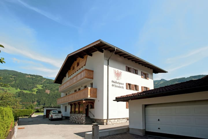 Vibrant Apartment near Ski Area in Zell am Ziller
