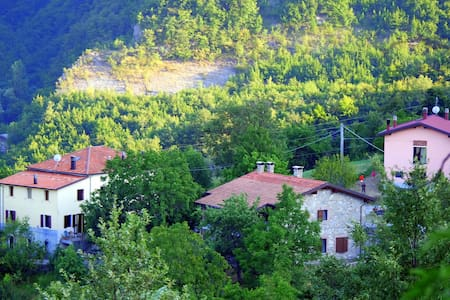 Oasi di pace Panorama - Montecreto - Wohnung