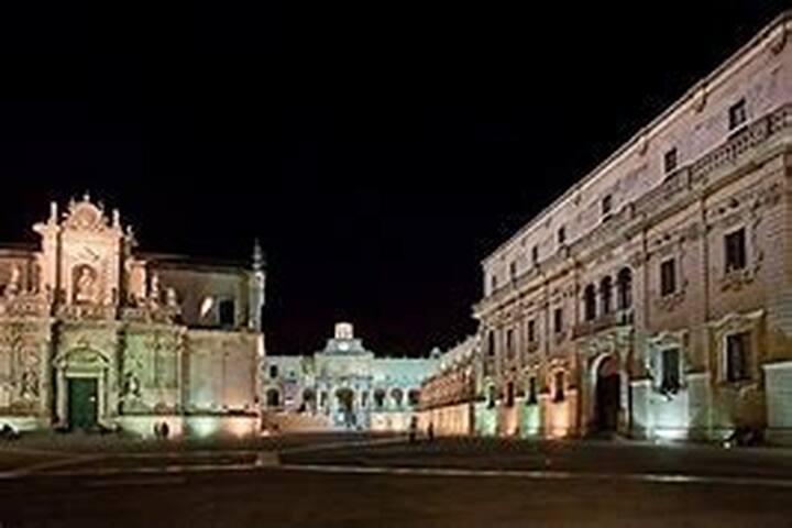 Maestrale in b&b con wc privato Lecce centro