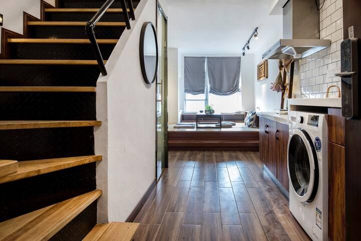 一楼全景图,洗衣机- -欧洲进口品牌倍科