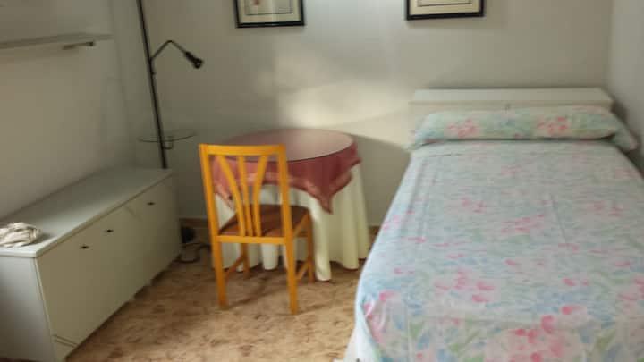 Habitación individual, Orcheta, prov de Alicante
