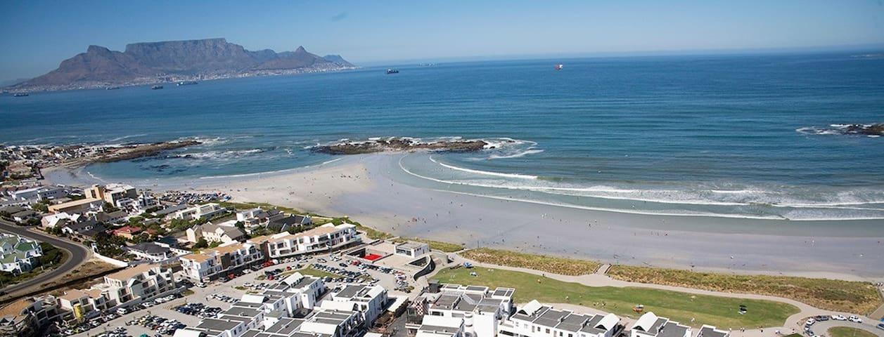 MODERN HOUSE, Blouberg for beach, and kitesurfing