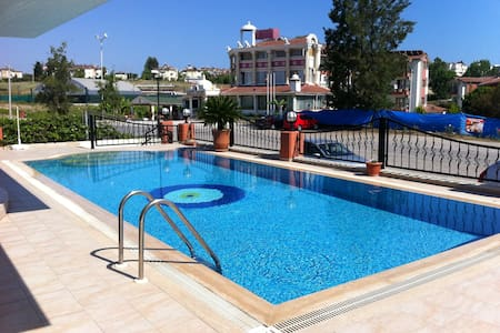 Sunrise Villa, With Private Pool - Side Belediyesi