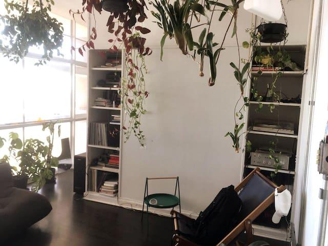 Lindo estúdio com vista incrível no COPAN