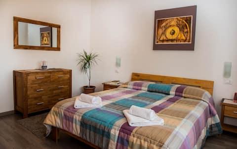 Confortável apartamento tranquilo