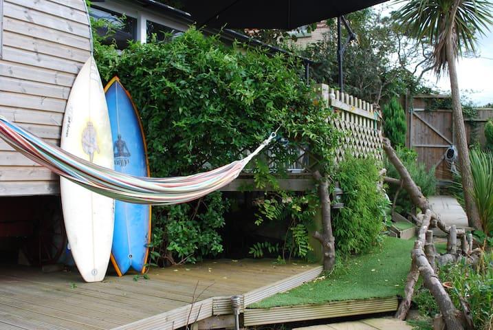 The Peaceful Retreat - Braunton - Cabin
