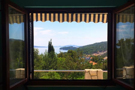 Apartment for 4 people , explore Dugi otok  : )