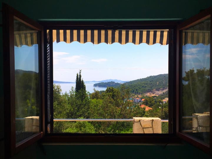 Apartment for four people , explore Dugi otok  :)