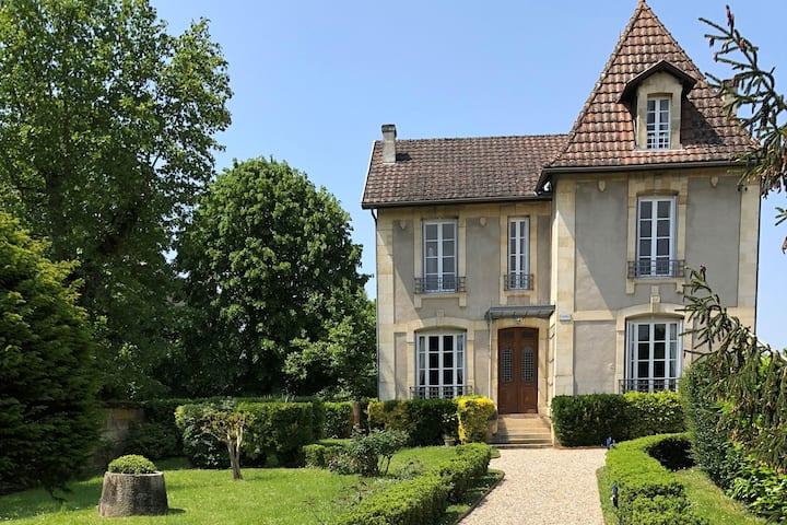 Villa LaRoseraie