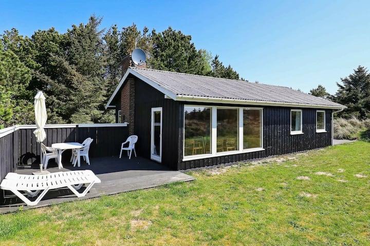 Moderna casa vacanze a Saltum vicino al mare