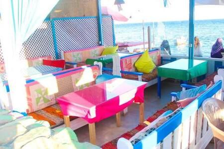 Sababa hotel dahab Triple