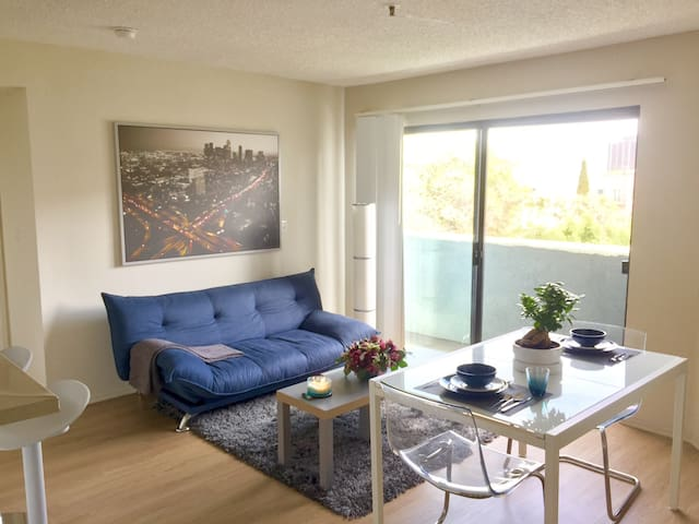 BEAUTIFUL PRIVATE BD IN HOLLYWOOD! - Los Angeles - Pis