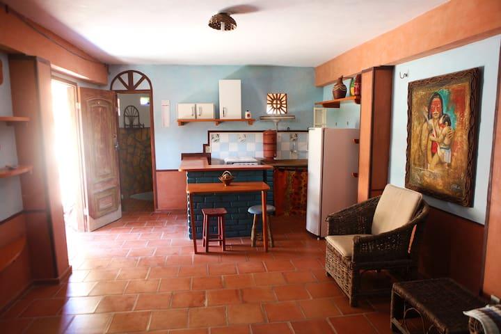 Paradies zwischen Dünen und Klippen Apartment2 - Canoa Quebrada - Byt