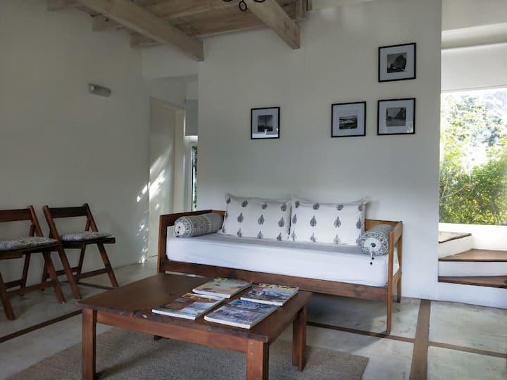 Casa de Moras. Cabaña 1.