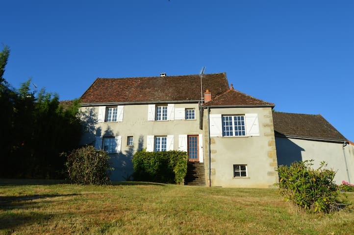 House in the Cote Chalonnais