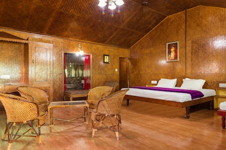 Comfy commodious room in a boutique stay - Manikandanchal - 其它