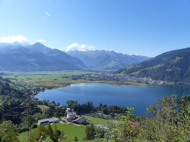 Cozy family chalet for beautiful panoramic view - Zell am See - Prázdninový dům