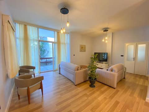 Flat in Bodrum- King Mausolus welcomes you