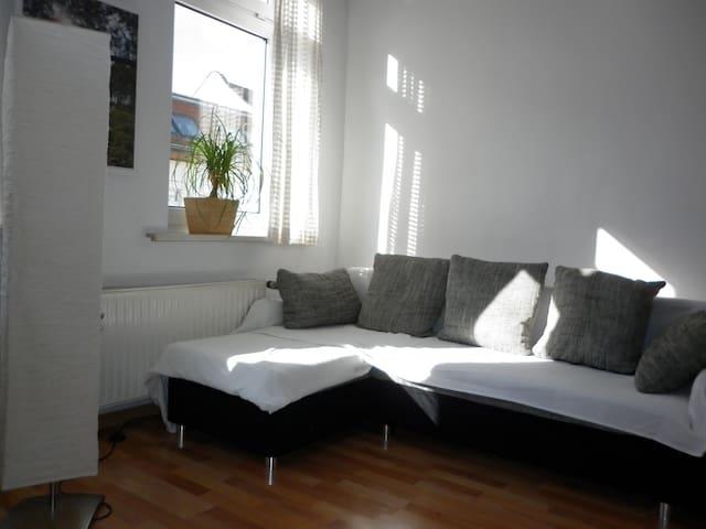 Zwischen Parks, Party, Paddeln und Planschen - Leipzig - Apartmen