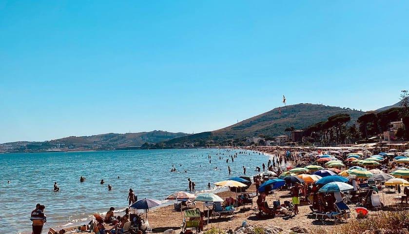 vacanza mare 4 persone Formia vicino Gaeta