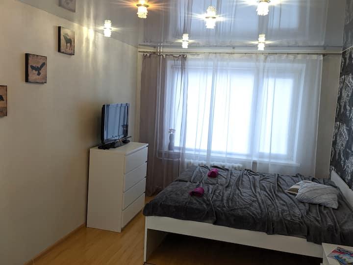 Уютная квартира Циолковского 39