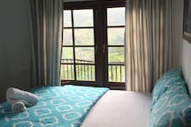 Double Room with Mount view