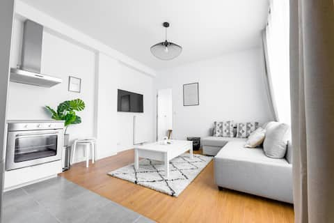Appartement neuf, entier et avec domotique