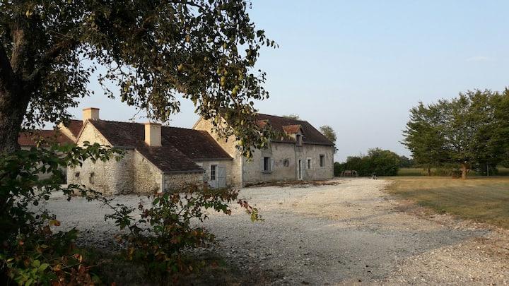 Propriété rurale rénovée au cœur du Poitou