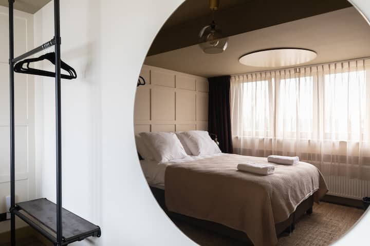 Mr. Lewis Boutique Hotel  - Vanilla Double Room