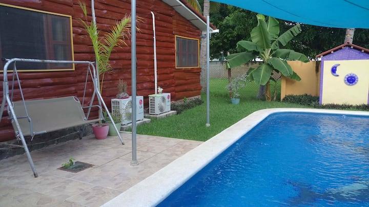San Blas BeachHouse - 5 min away from El Tunco