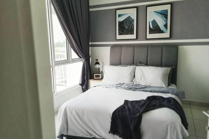 New D-Cozy Room 2pax|D-温馨民宿 |Kuala Lumpur 吉隆坡|马来西亚