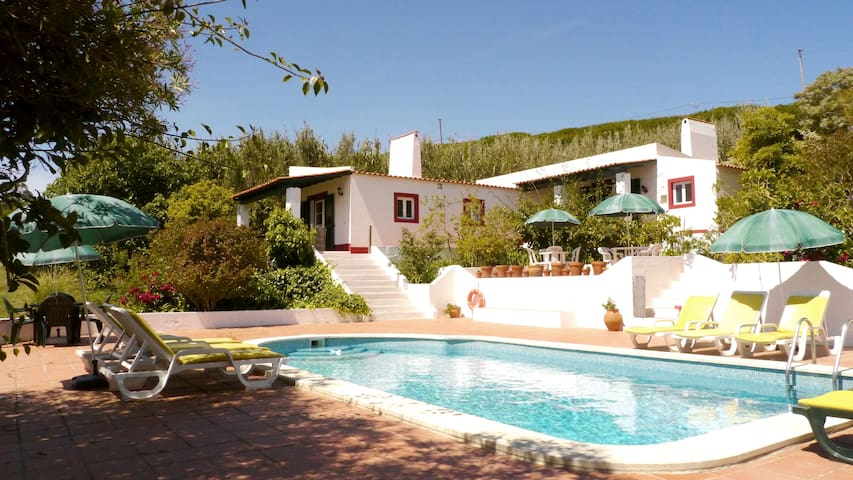 Casa dos Mangues - Yellow Cottage