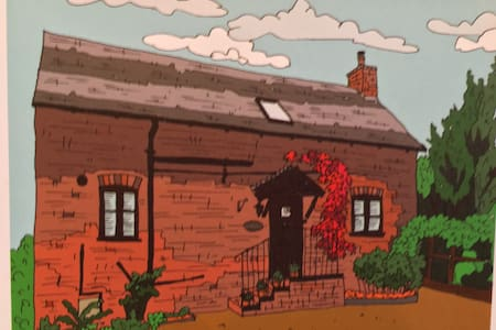 Rural Cheshire Cottage - Bridgemere