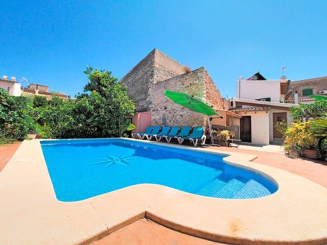 piscina de Can Redo