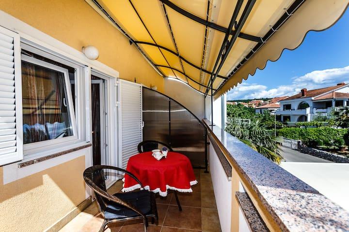 Cozy studio for 2 people! - Malinska - Apartment