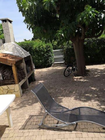Maison dans un coin calme de Valras plage !