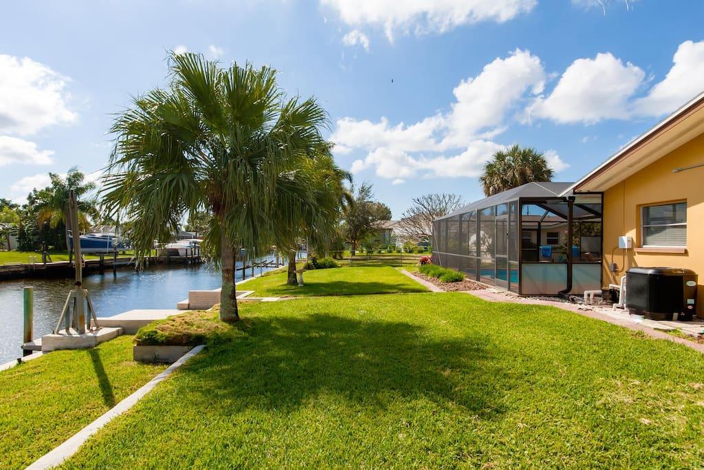 Cordova Canal Side
