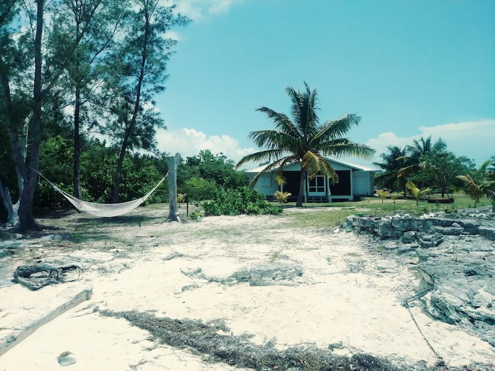 Eco Friendly Sweeting's Cay home