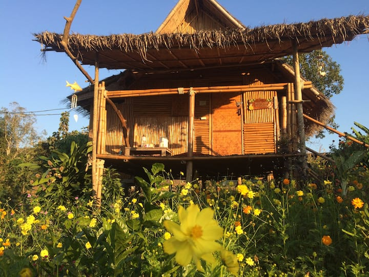 Baan 2 Dao Farmstay (cottage style)