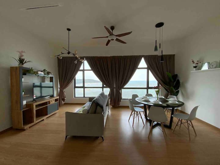 Entire Suite . 2 BR 1 King 2 SS . Kuantan